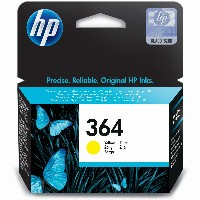 HP # 364 CB320EE yellow