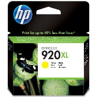 HP # 920XL CD974AE yellow