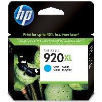 HP # 920XL CD972AE cyan