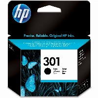 HP # 301 CH561EE black