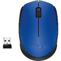 Logitech M171 Wireless blau