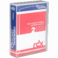 RDX Tandberg 2TB cartridge
