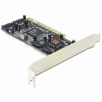 RAID SATA PCI 4x Delock SATA Raid 0,1