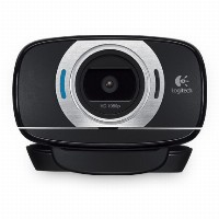 Logitech HD Webcam C615 Farbe
