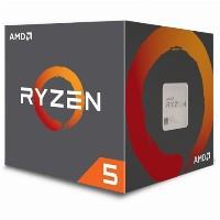 CPU AMD AM4 Ryzen 5 6 Box 1600 3,60GHz 6xCore 19MB 65W Wraith Spire Cooler