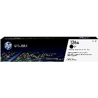 HP CE310A #126A black