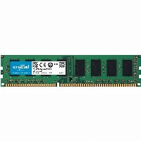 1600 8GB Crucial DR CL11 1,35V Retail