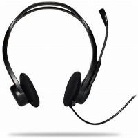 Logitech PC960 USB Stereo Headset OEM schwarz