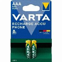 Akku AAA Varta Phone Akku 2er
