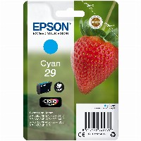 Epson 29 C13T29824012 cyan NEUE VERPACKUNG