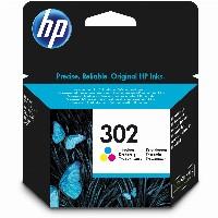 HP # 302 color (cyan, magenta, yellow)