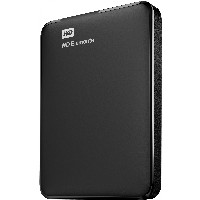 2,5 1TB WD Elements Portable USB 3.0 schwarz ( Neu