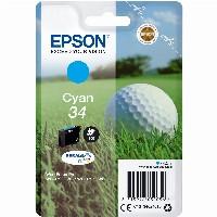 EPSON Singlepack Cyan 34 T3462