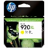 HP # 920XL CD974AE yellow