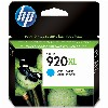 HP # 920XL CD972AE cyan