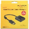 DisplayPort > HDMI (ST - BU) Adapter Delock Aktiv