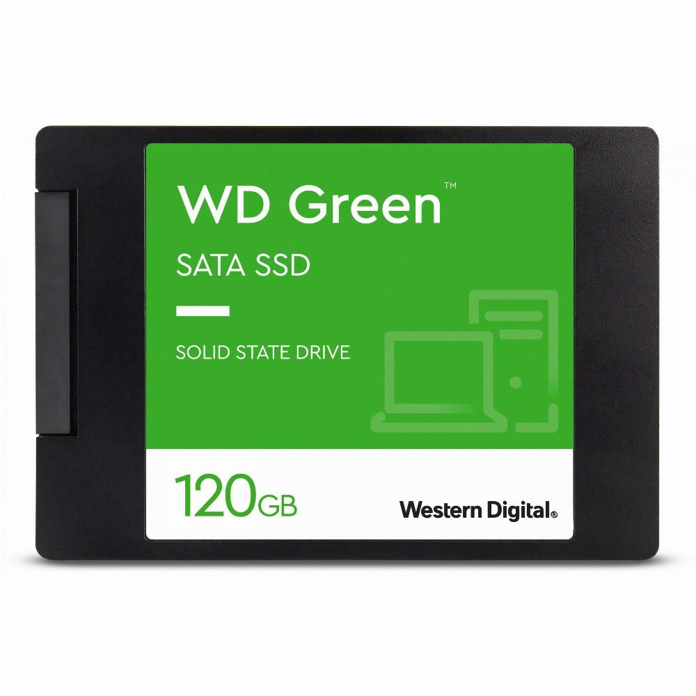 SSD 120GB WD Green