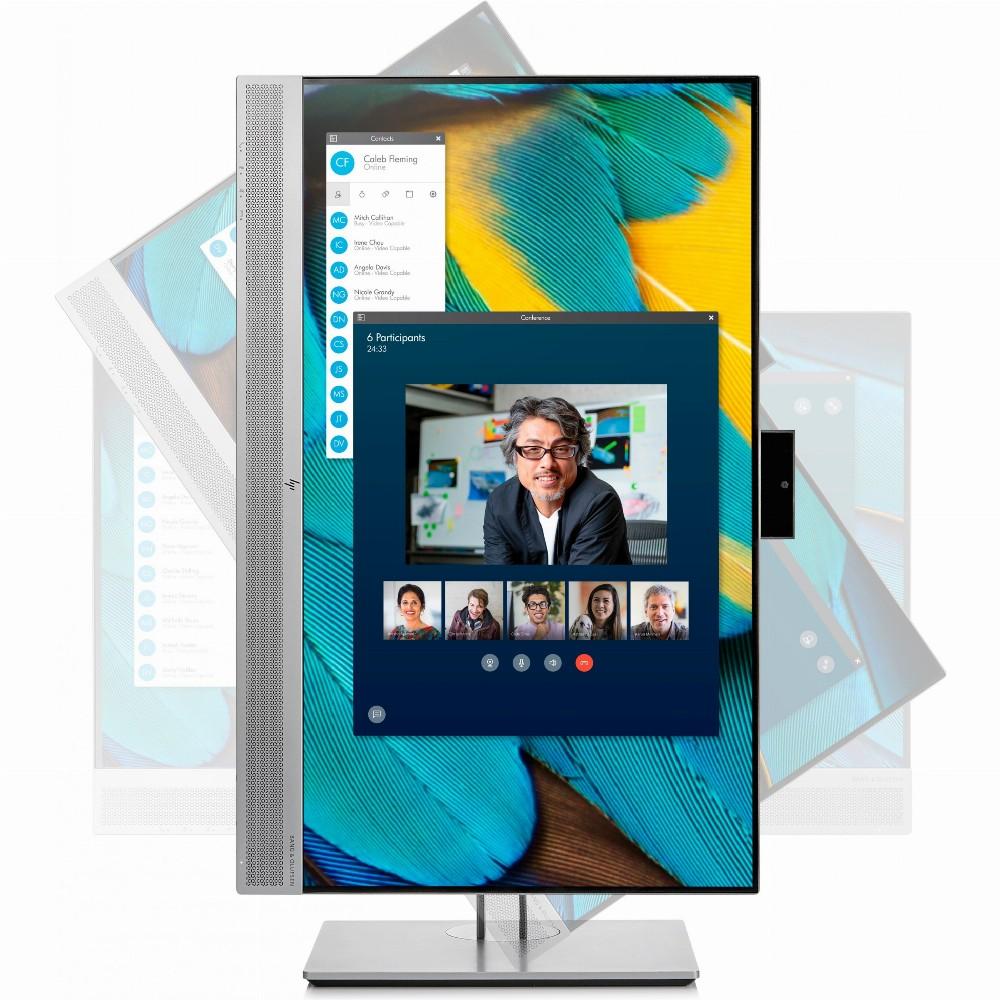 "60,5cm/23,8"" (1920x1080) HP EliteDisplay E243m Full HD IPS USB Hub VGA HDMI Pivo"