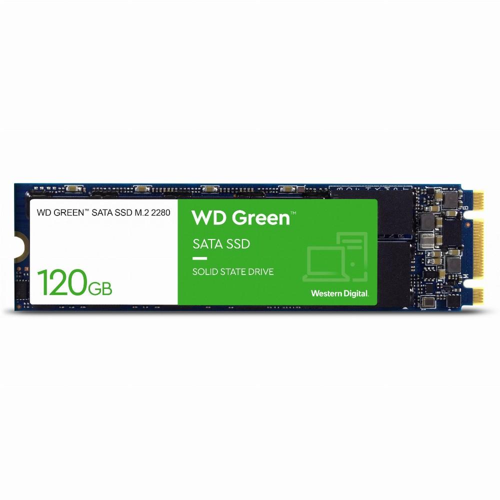 SSD 120GB WD Green SATA/M.2 2280