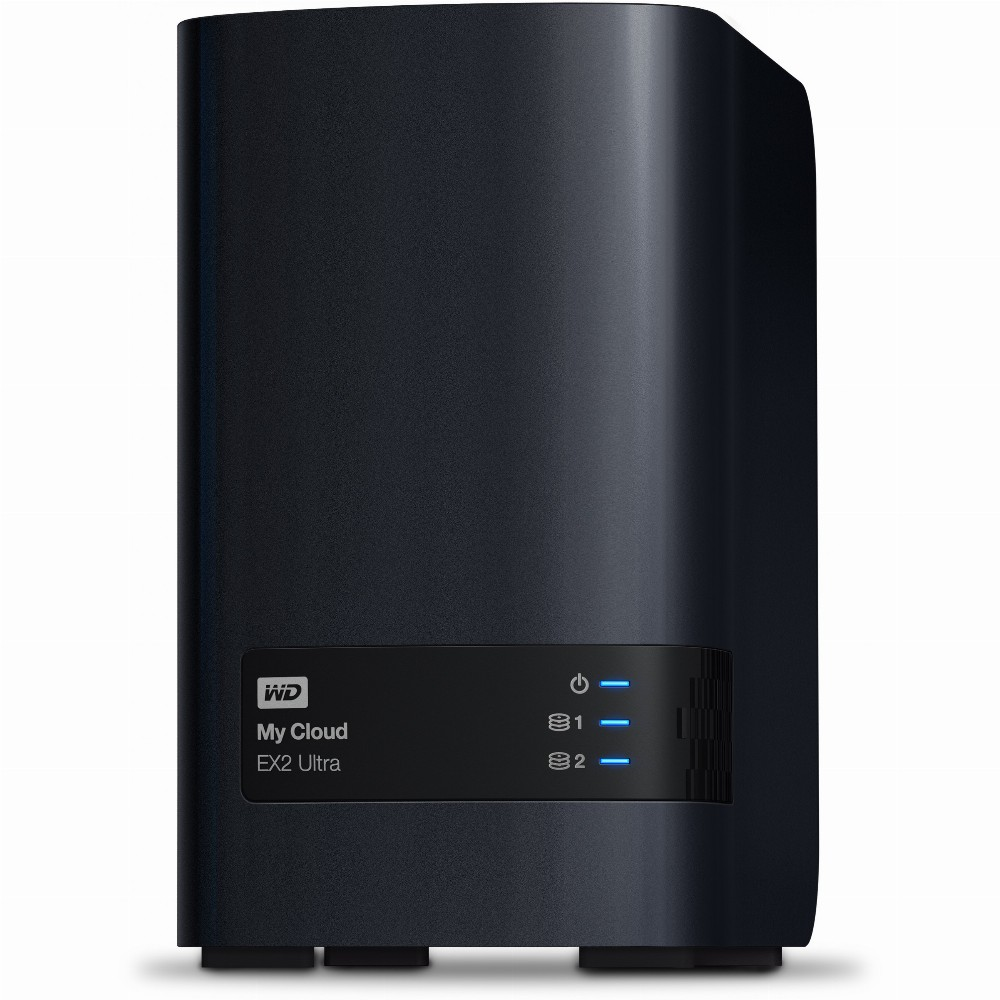 3,5 WD My Cloud EX2 Ultra 8TB [2-Bay, Cloud