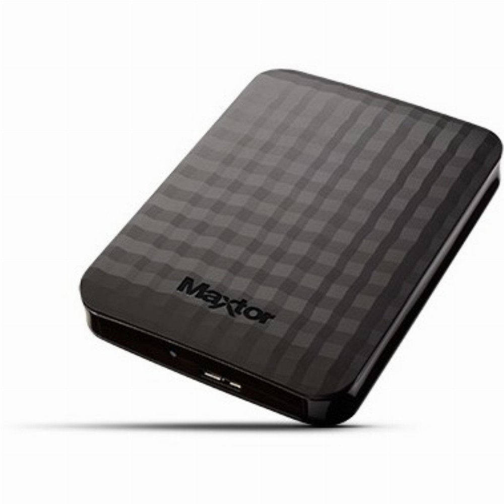 2,5 1TB Seagate STSHX-M101TCBM USB 3.0 Maxtor M3 schwarz