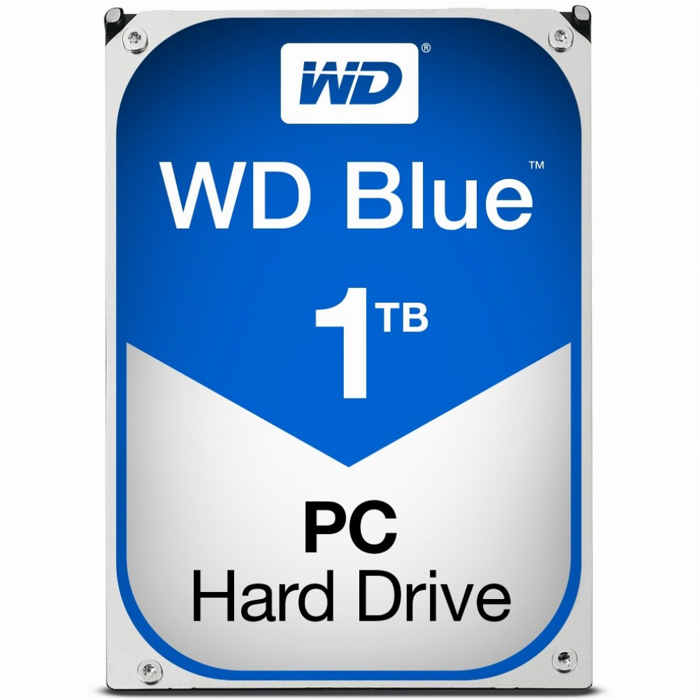 1TB WD WD10EZRZ Blue 5400RPM 64MB