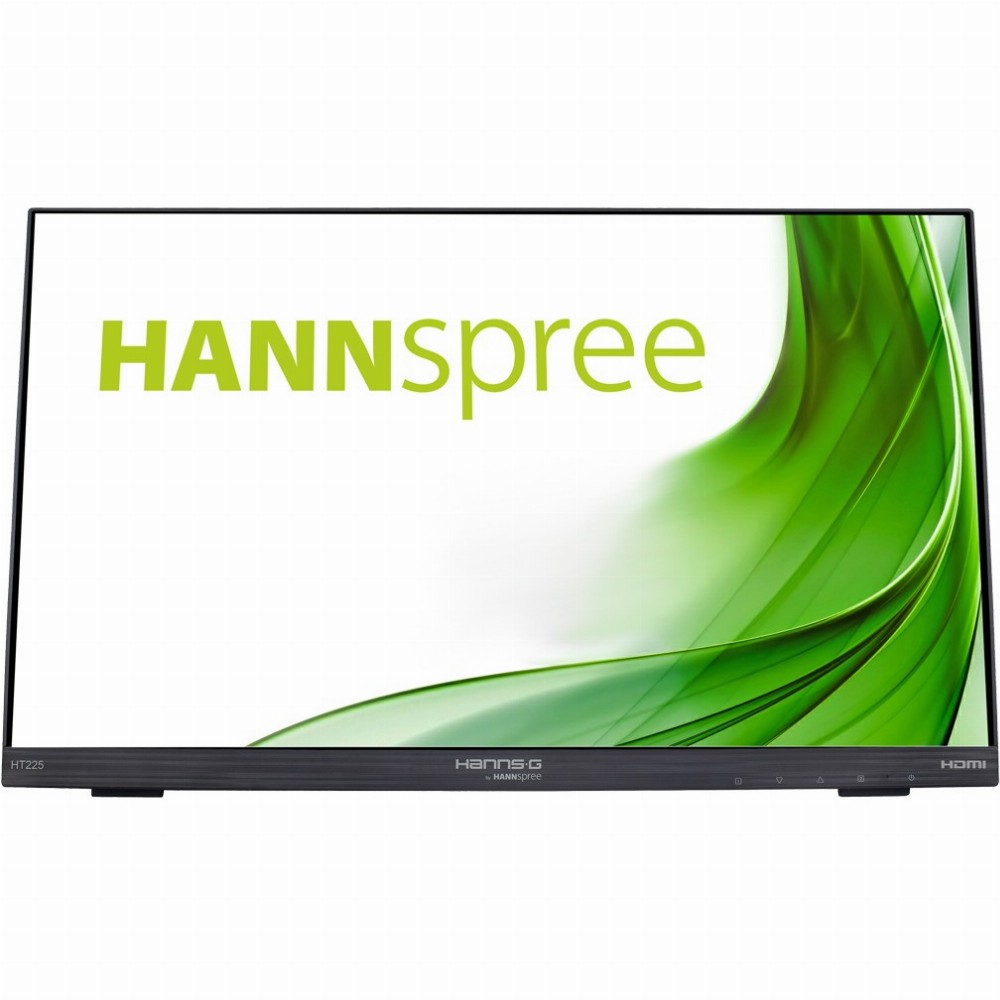 "55cm/21,5"" (1920x1080) Hanns.G HT225HPB Touch HDMI VGA DP Speaker"