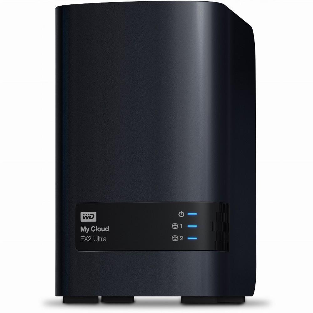 3,5 4TB WD My Cloud EX2 Ultra (HDD 2TBx2)