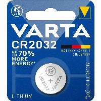 Knopf CR2032 Varta (1-Pack)