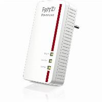 AVM FRITZ! Powerline 1260E 1200Mbit/s Eingebauter Ethernet-Anschluss WLAN white 1Stück(e) Single