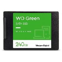 """SSD 2.5"""" 240GB WD Green"""