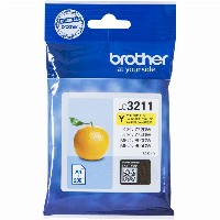 TIN Brother LC3211Y yellow