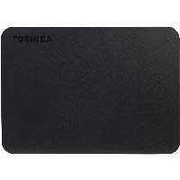 2,5 2TB Toshiba Canvio Basics USB 3.0 Black