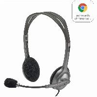 Logitech H111 Stereo Headset On Ear Kabelgebunden