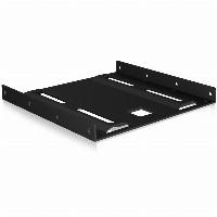 """Adapter Einbaurahmen für 2,5"""" HDD/SSD in 3,5"""" Einschub, Metal"""