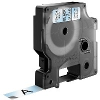 Dymo LabelWriter - D1 Etiketten - 12 mm x 7 m - Sc