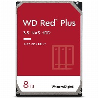 8TB WD WD80EFAX Red NAS 5400RPM 256MB *