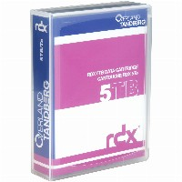 RDX Tandberg 5 TB Cartridge