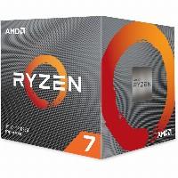 AMD AM4 Ryzen 7 8 Box 3800X 3,9 GHz MAX Boost 4,5G