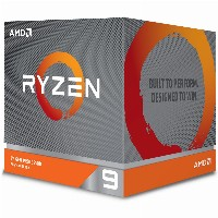 CPU AMD AM4 Ryzen 9 12 Box 3900X 3,8 GHz MAX Boost 4,6GHz 12xCore 64MB 105W with Wraith Prism cooler 7nm