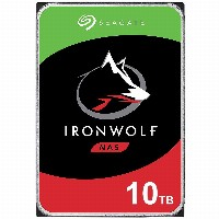 10TB Seagate IronWolf ST10000VN0008 7200 RPM 256MB NAS