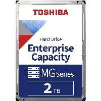 2TB Toshiba Enterprise Capacity 7200RPM 128MB