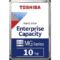 10TB Toshiba Enterprise Capacity 7200 RPM 256MB Ent.