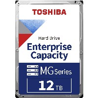12TB Toshiba Enterprise Capacity 7200RPM 256MB Ent.