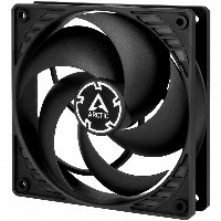 120mm Arctic Cooling P12 PWM PST black/black
