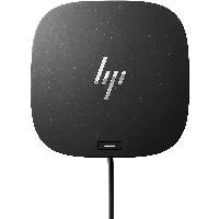 HP USB-C/A Universal Dock G2 Schwarz 100W