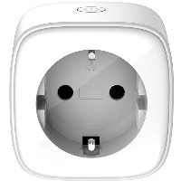 Home Steckdose D-Link DSP-W118/E - Mini Wi-Fi Smart Plug - WLAN - weiß