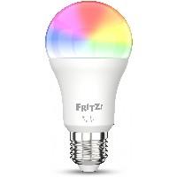 HOME Licht AVM FRITZ!DECT 500 - Intelligente Glühbirne - Silber - Transparent - Weiß - LED - Multi - 2700 K - 6500 K