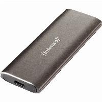 1TB Intenso Professional Portable USB 3.1 Braun
