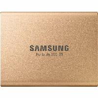 500GB Samsung Portable T5 USB3.1 Gen2 Gold retail